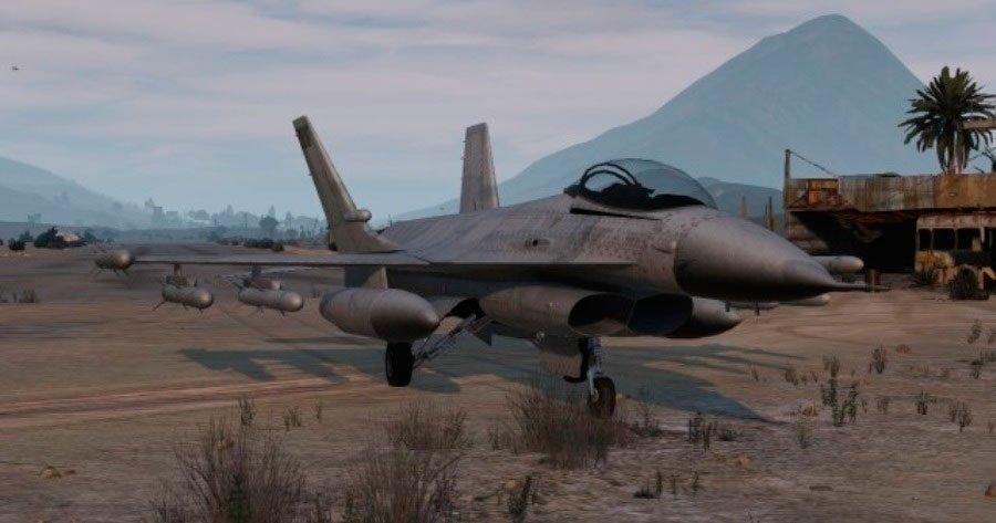 Как в GTA 5 попасть на военную базу