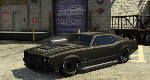 Тюнинг машин в GTA Online