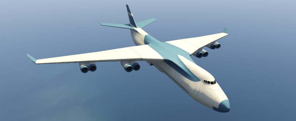 Самолеты в GTA 5 и GTA Online