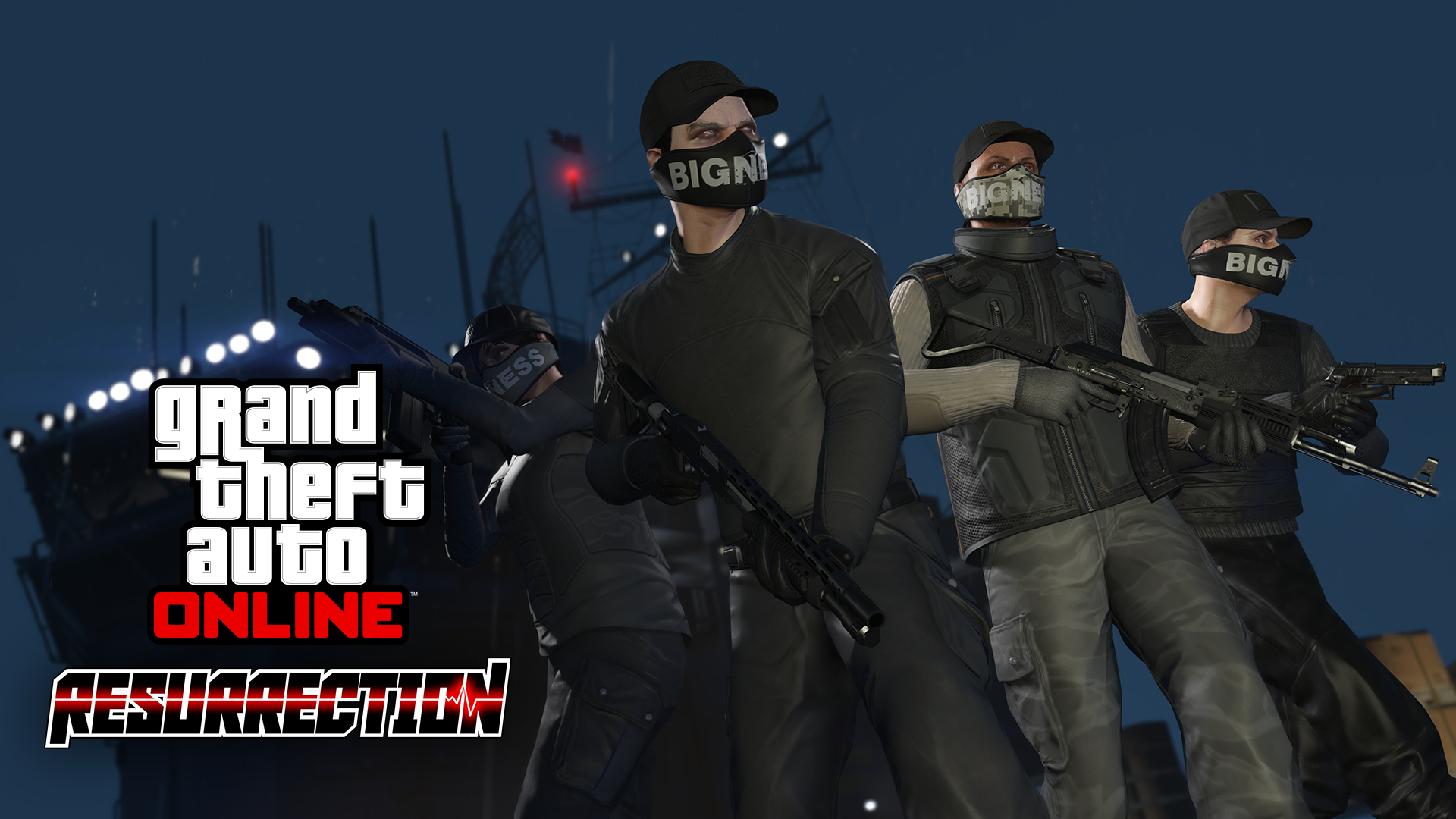 Обновление для GTA Online