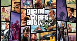 GTA 5 от Rockstar Games