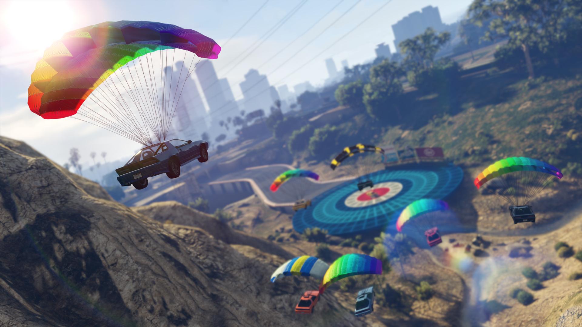 Распродажа в GTA Online
