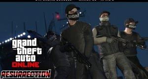 Новый режим игры в GTA Online