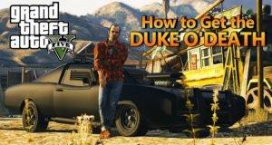 автомобиль Duke O'Death