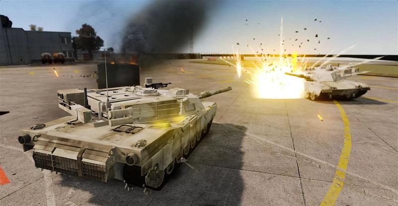 Где взять танк в GTA 5