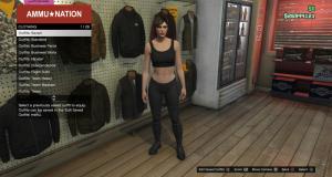 Женские персонажи в GTA Online