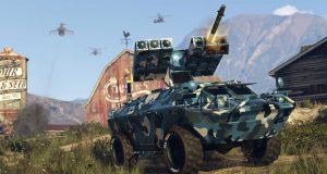 Гаид по DLC Gunrunning для GTA Online
