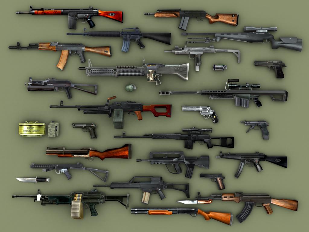 Разработка оружия GTA Online