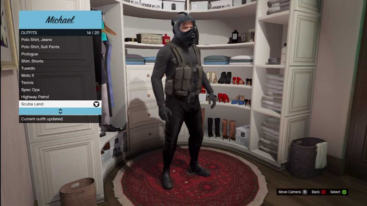 Баллистическое снаряжение в GTA Online