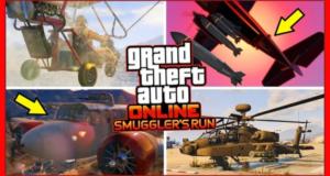 обновление для GTA V Online