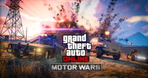 режим состязаний «Motor Wars»