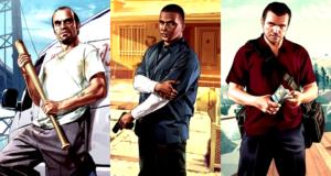 История GTA 5