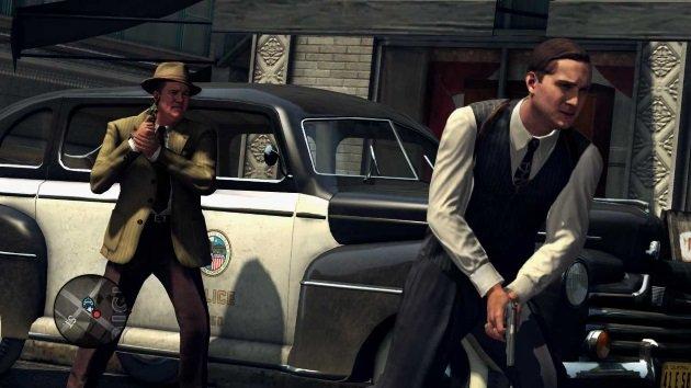 Скриншот игры L. A. Noire