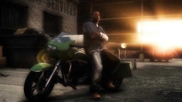 Элемент геймплея GTA-V