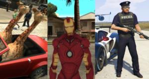 Моды для GTA