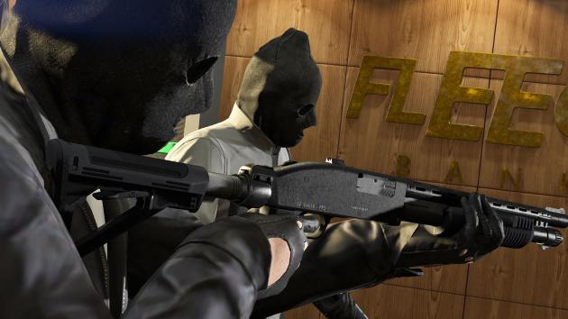Доступ к ограблениям в GTA Online