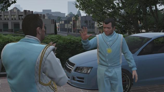 Культ Эпсилон в GTA 5