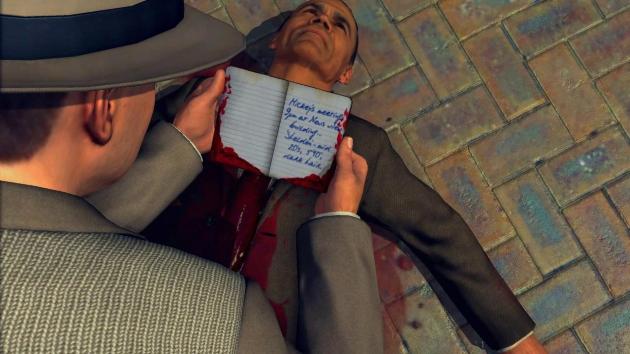 Очки интуиции в L.A. Noire