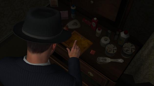 Фокусировка камеры в L.A. Noire