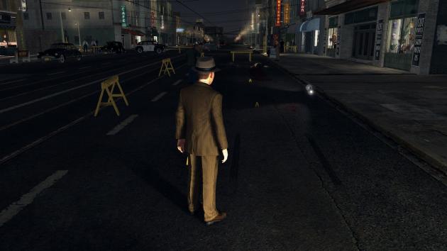 Нотки профессионализма в игре L.A. Noire