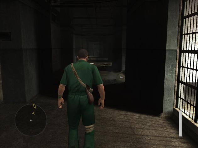 Начало Manhunt 2