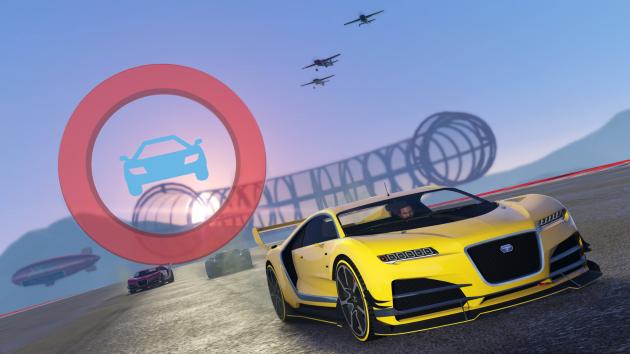 Гонки трансформации в GTA Online