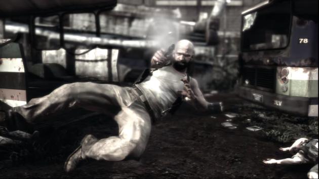 Полное прохождение миссии Max Payne 3