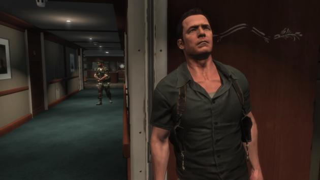 Прохождение миссии Max Payne 3