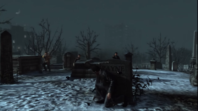 Max Payne 3 - Пощады ждать неоткуда
