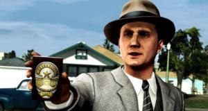 Система диалога L.A. Noire