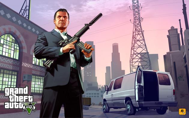 Grand Theft Auto V цифровой релиз