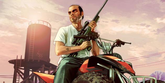 GTA 5 цифровой релиз