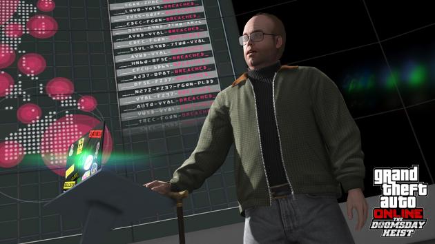 Doomsday Heist для GTA Online