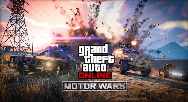 Motor Wars для GTA Online