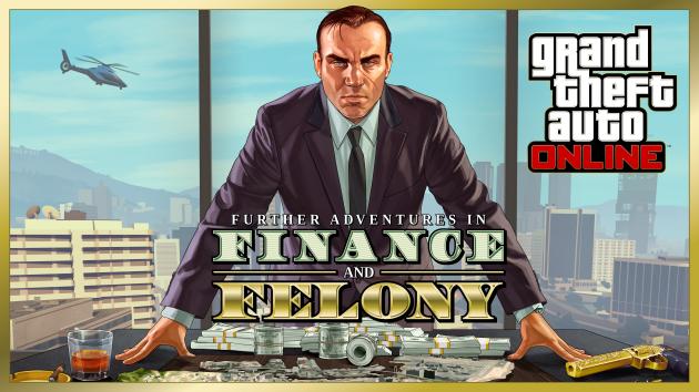 Finance and felony дополнение для GTA 5
