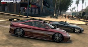 Midnight Club Los Angeles на ПК