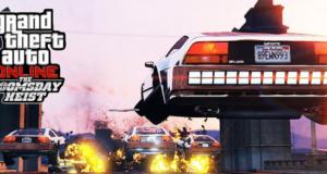 GTA V Online патч 1.42