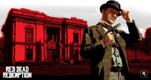 Red Dead Redemption карта