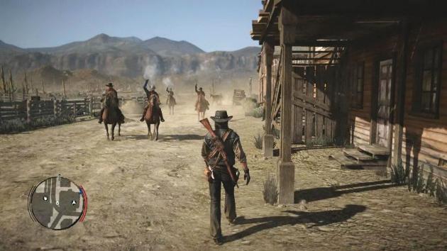 Red Dead Redemption на русском