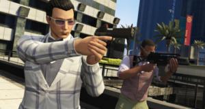 Самовзводный револьвер в GTA Online