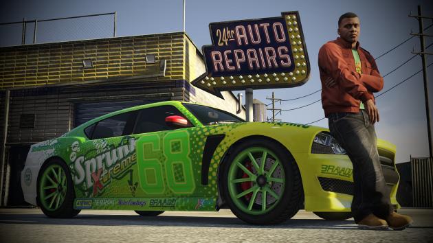 Новый транспорт в GTA 6