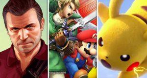 GTA 5 на Nintendo Switch