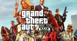 Продажи GTA 5