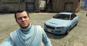Своя внешность в GTA V