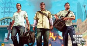 GTA 5 снова в топе продаж