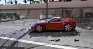 Redux 1.3 для GTA V