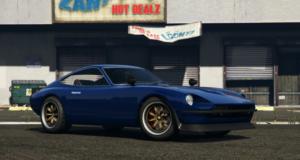 Karin 190z в GTA Online