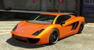 Топ 5 машин в GTA Online
