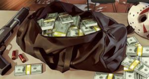 Начисления денег в GTA