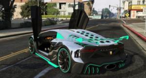 5 лучших машин в GTA